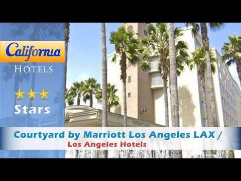 Courtyard by Marriott Los Angeles LAX / Century Boulevard, Los Angeles Hotels - California