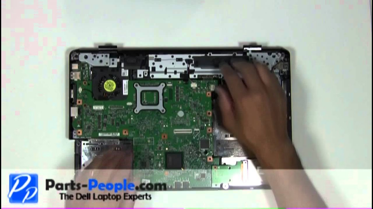 dell inspiron 1545 motherboard replacement how to tutorial youtube rh youtube com Dell XPS M1710 Dell Inspiron Desktop