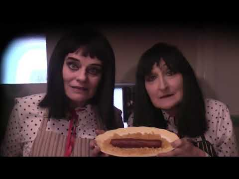 The Kransky Sisters cook their Christmas Sausage treat