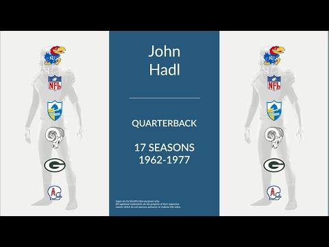 John Hadl: Football Quarterback