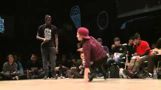 BGIRL  San Andrea (FRANCE) vs Ayane (JAPAN) - HIPOPSESSION 2016