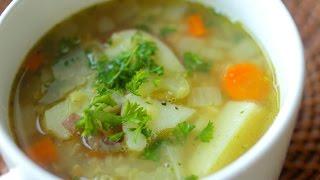 Lentil And Veggie Stew