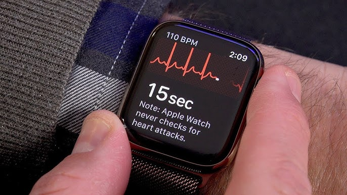 Med Moments Come Fare Un Ecg Con Apple Watch Youtube
