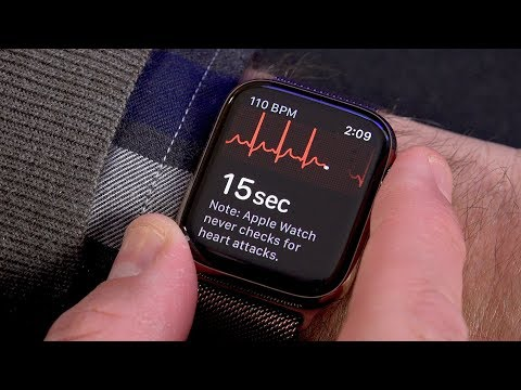 Apple Watch ECG: Demo