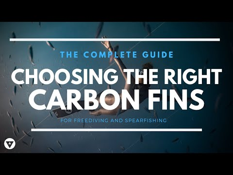 The Complete Guide | Choosing The Right Carbon Fins For Freediving & Spearfishing
