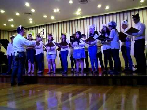 My heart will go on by Shyam choir