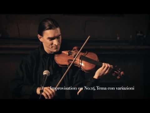 Sergey Malov – Paganini Live