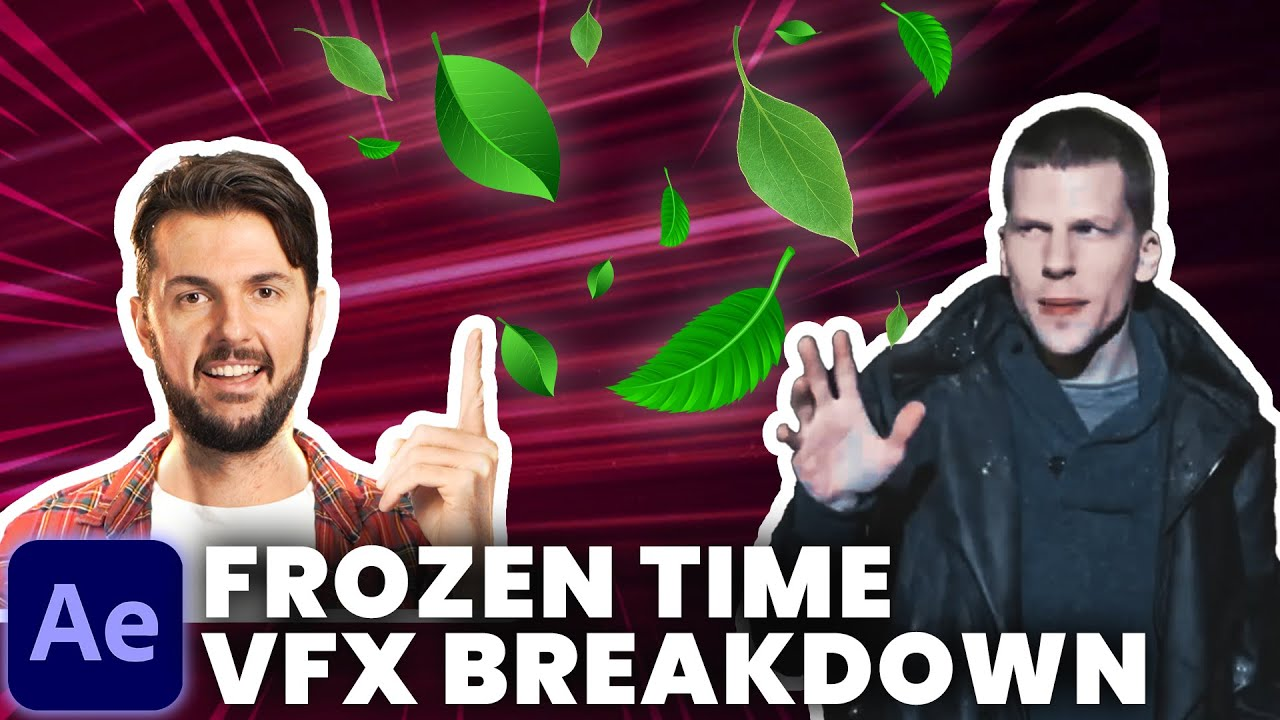 Frozen Time VFX Breakdown (Element 3D Tutorial)