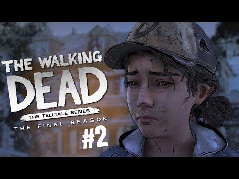 The Walking Dead: The Final Season - INTENSE ENDING #2 (Episode 1 / Telltale Games)