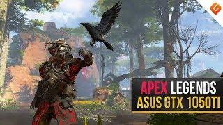 Apex Legends on Ryzen 1500X & Nvidia GTX1050 Ti