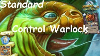 Hearthstone: Control Warlock #7: Witchwood (Bosque das Bruxas) - Standard Constructed