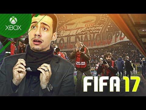 ACHO QUE FIZ MERDA 💩 !!! - FIFA 17 - Modo Carreira #91 [Xbox One]