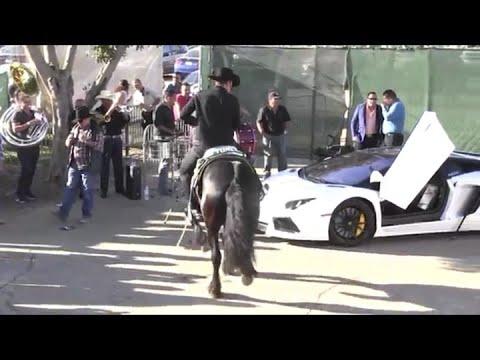 Marco Flores y la Jerez - La Cabrona