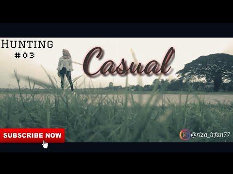 HUNTING #03 CASUAL SHOOT