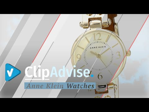 anne-klein-women's-109442chhy-gold-tone-champagne-dial-and-brown-leather-strap-watch