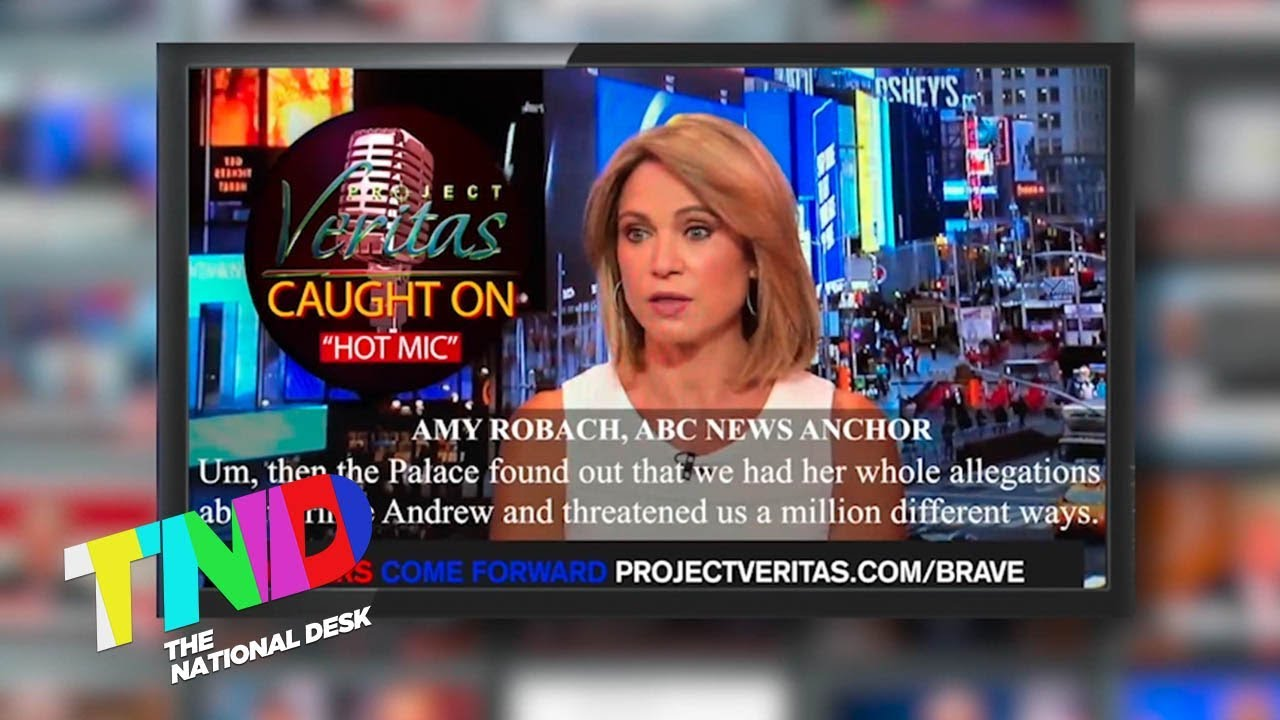 amy robach hot mic