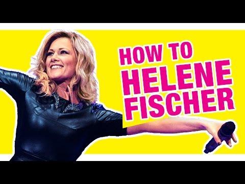 Mein erster Schlager Song! Ich werde zu Helene Fischer 🎉