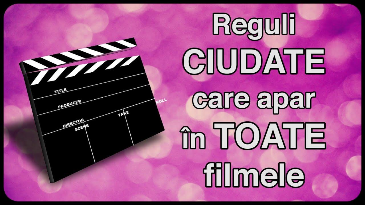 Reguli CIUDATE care apar în TOATE filmele