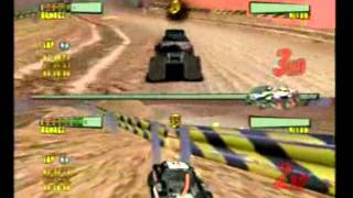 Les Navets Jouables - Monster Trux Extreme : Offroad Edition (PS2)