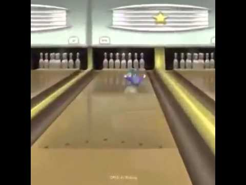 Wii Sports Bowling FAIL