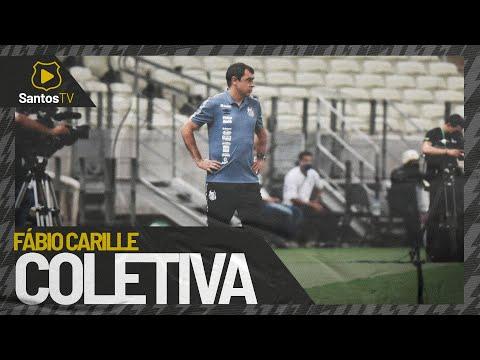 FÁBIO CARILLE | COLETIVA (18/09/21)