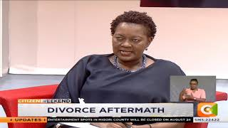 CITIZEN WEEKEND | Divorce and its aftermath