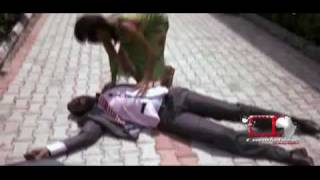 Desmond Elliot performs stunts (Spellbound)