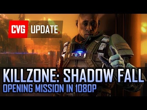 Killzone: Shadow Fall Opening Mission [PS4 FULL 1080p]