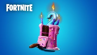 NEUE FORTNITE ZWEITE BIRTHDAY EVENT COMING SOON NEW v9.41 PATCH NOTES FORTNITE NEW SNIPER COMING!