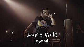 Juice WRLD - Legends (Pandrezz Remix)