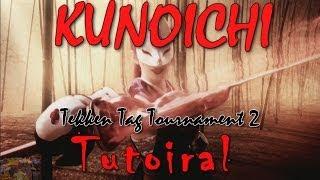 """""""Kunoichi"""" ► Tekken Tag 2 Kunimitsu Tutorial"""