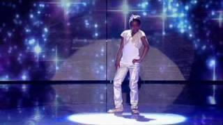 Natalie Okri (HQ) Semi-final BGT 2009