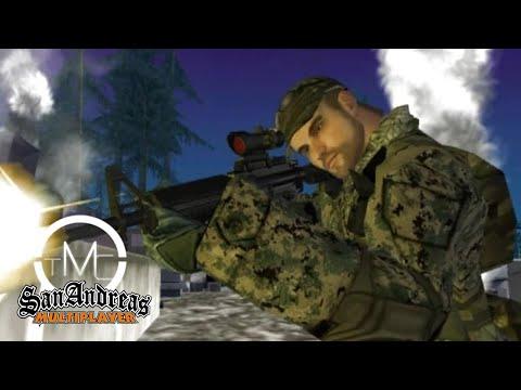 Trailer 2 SA-MP Battlefield 2