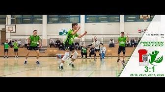 9. Spieltag: TSV Spandau 1860 vs. Preußen Volleys