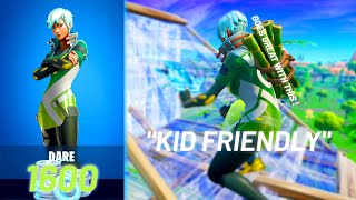 NEUE FORTNITE DARE SKIN IN GAME PLAY & STREAMLINE BACK BLING