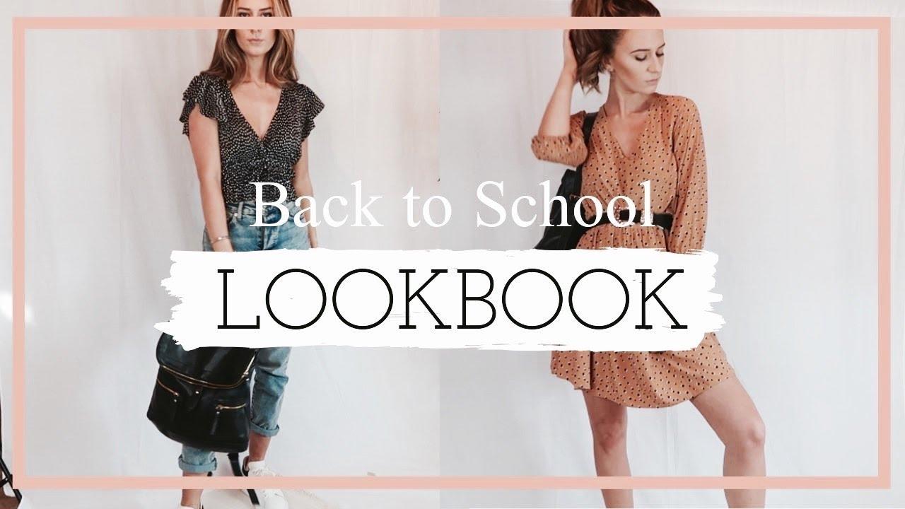 [VIDEO] - Back To School Outfit Ideas | Ft. Daniel Wellington 1
