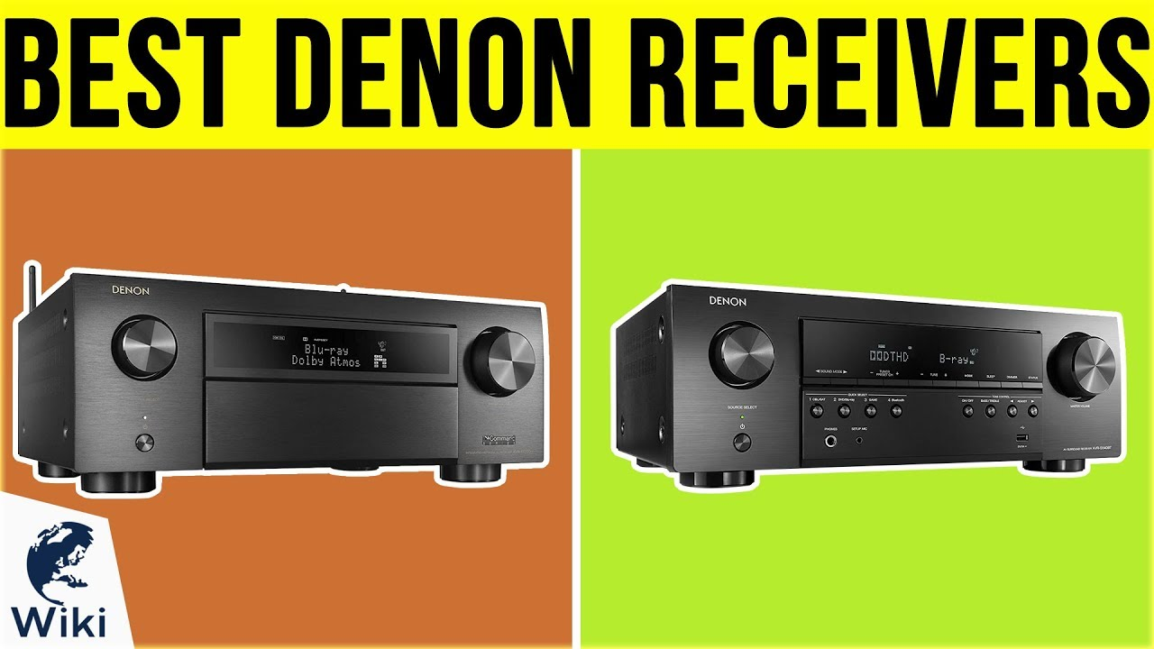 Top 9 Denon Receivers of 2019 | Video Review