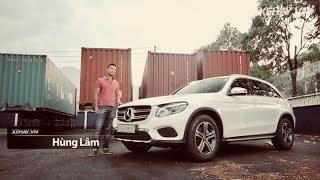 Khám phá chi tiết Mercedes-Benz GLC 200 giá 1,6 tỷ có gì đặc biệt |XEHAY.VN|