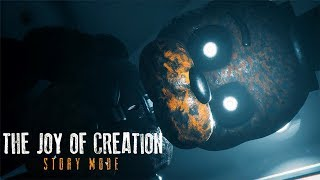 - ПЛЮШЕВЫЕ ТРЯПКИ  The Joy of Creation Story Mode 3