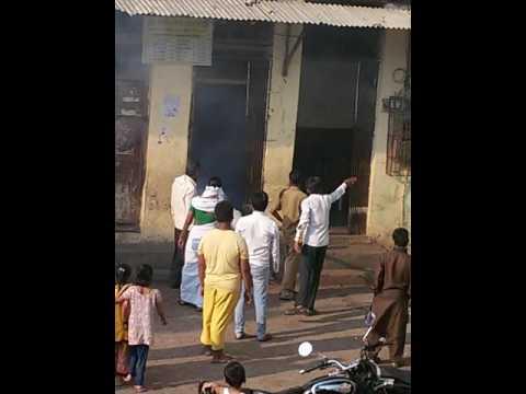 Fogging in BMC school golibar santacruz mumbai