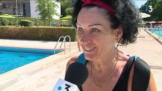 La piscine de plein air Louison-Bobetà Nancy (54) ouvre ses portes