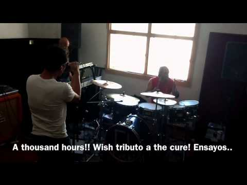 A Thousand Hours ( The Cure Cover) WISH