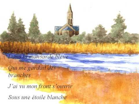 Marc Robine, Testament (René Guy Cadou)
