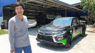 ลุย Shock Point ชมไทรทันหน้าปาเจโร่สายเซอร์กิต SUBTHONG TARA By โต้งระยอง : รถซิ่งไทยแลนด์
