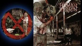 Human Vermin - Antihuman (FULL ALBUM) Death metal