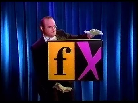 FX - the World's First Living Television Network