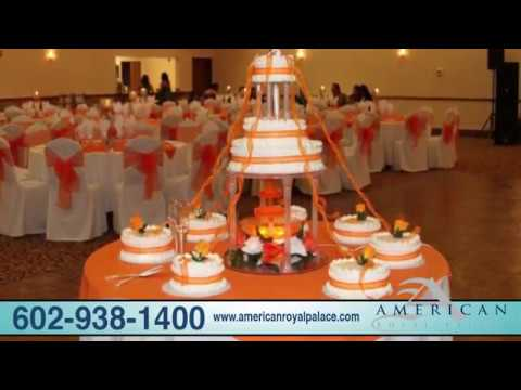 American Royal Palace Banquet Hall For Weddings Proms Corporate