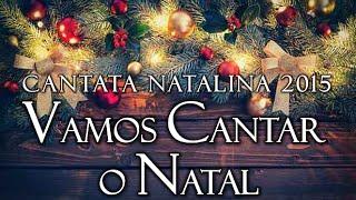 Eis dos anjos a harmonia - Catata Natal 2015
