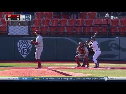 Oregon State Baseball vs. USC (5/7/21)