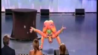 Mam Talent-Frog Dance